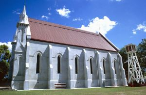 Surface Hill Uniting Church (1997); Heritage Branch staff