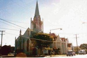 Graceville Uniting Church (1999); Heritage Branch staff