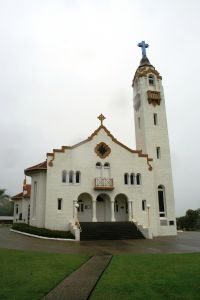 Our Lady of Victories Catholic Church (2009); Heritage Branch staff