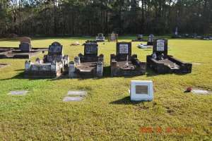 Carbrook Lutheran Cemetery (2009); Heritage Branch staff