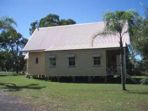 Christ Church Anglican Church (2009); Heritage Branch staff