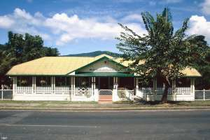 Tully Court House (2015); Heritage Branch staff