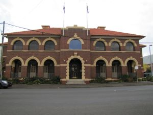 Toowoomba Police Station Complex (2012); Vic Bushing