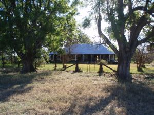 The Glebe Homestead (2009); Heritage Branch staff