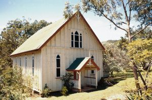 Herberton Uniting Church (1997); Heritage Branch staff