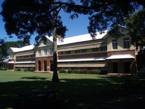Mackay Central State School (2009); Heritage Branch staff