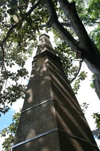 Monier Ventilation Shaft 2 (Spring Hill) (2008); Heritage Branch staff