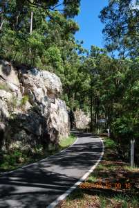 Springbrook Road and Associated Infrastructure (2009); Heritage Branch staff