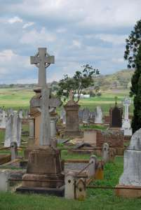 Allora Cemetery   Environment, land and water   Queensland