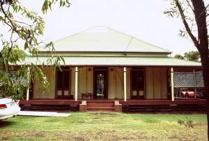 Canambie Homestead (2000); Heritage Branch staff