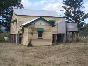 Soldier Settler House (2009); Heritage Branch staff