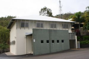 RAAF Operations Building Site (former) (2008); Heritage Branch staff