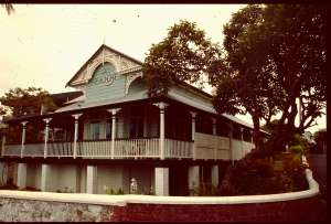 The Rocks Guesthouse (2004); Heritage Branch staff