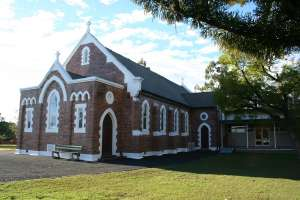 St John's Anglican Church (2008); Heritage Branch staff