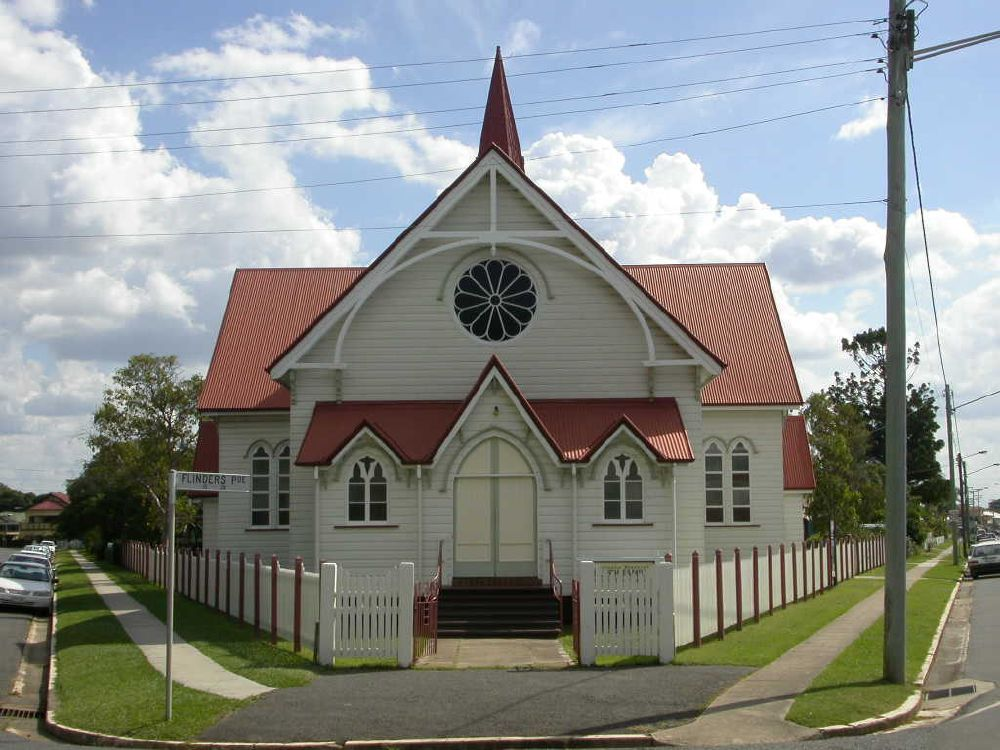 Sandgate Baptist Church Former Environment Land And