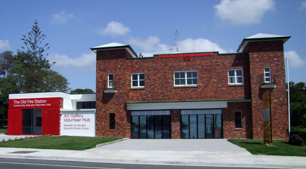 Redcliffe Fire Station Environment Land And Water