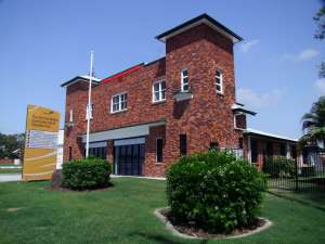 Redcliffe Fire Station (2015); Murray Willson