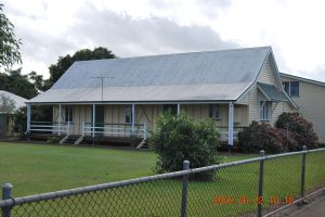 Waterford State School (2009); Heritage Branch staff