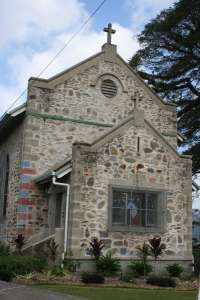 St David's Anglican Church (2010); Heritage Branch staff