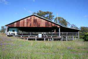 Elgin Vale Sawmill from SE (2008); Heritage Branch