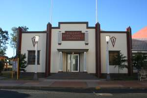Kingaroy Shire Council Chambers (former) (2008); Heritage Branch