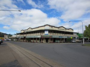Daintree Inn/Former Exchange Hotel from NW (2012); Heritage Branch