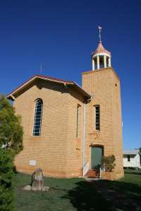 Shepherd Memorial Church of St Peter (2008) ; Heritage Branch