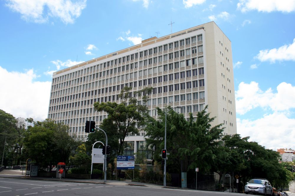Main Roads Department Building (former) | Environment, land and