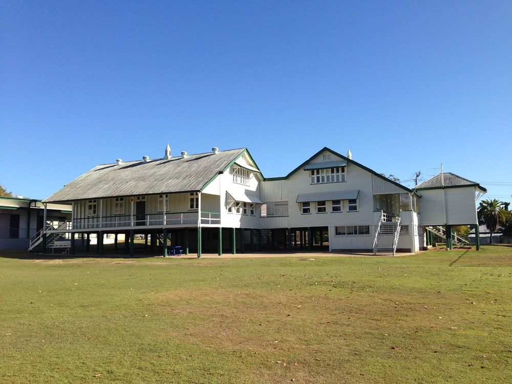 Charters Towers Central State School Environment Land