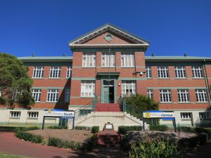Toowoomba South State School, 2013, (EHP); Heritage Branch