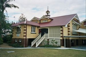 Wooloowin State School (2006); Heritage Branch staff