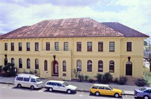 Maryborough Government Office Building, from SW (1997); Heritage Branch