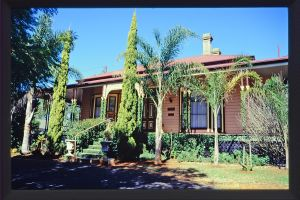 Ascot House ; Heritage Branch