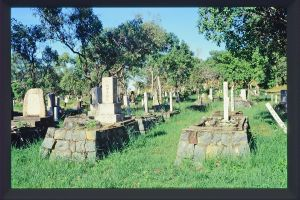 Thursday Island Cemetery Japanese Graves (section A) (2001); Heritage Branch