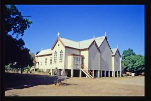St Mary's Church, Townsville (1994); Heritage Branch