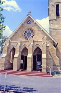 St Marks Anglican Church ;