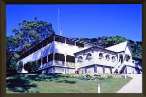 Halse Lodge, West (Queensland Government, 1995);