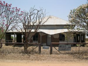 Antbed House (2004); Heritage Branch staff