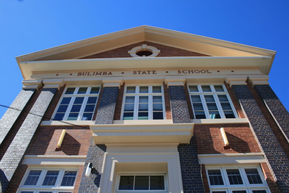 Bulimba State School Environment Land And Water