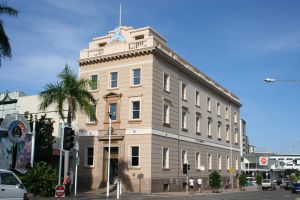 Australian Mutual Provident Society Building (former) (2009); Heritage Branch staff