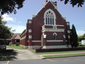 St Andrews Uniting Church ; Heritage Branch staff
