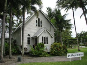 St Mary's by the Sea, entry (2009); Heritage Branch Staff