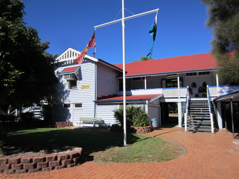 Moorooka State School Environment Land And Water
