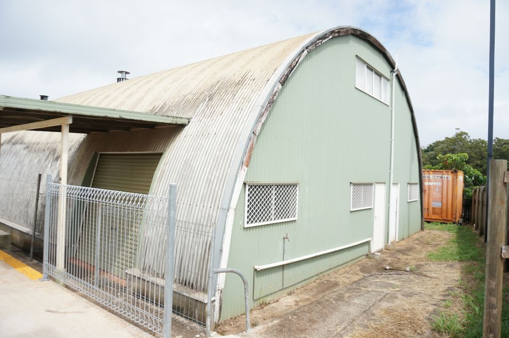 Atherton Performing Arts Theatre (WWII Igloo) | Environment