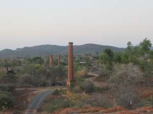 Ravenswood Mining Landscape and Chinese Settlement Area