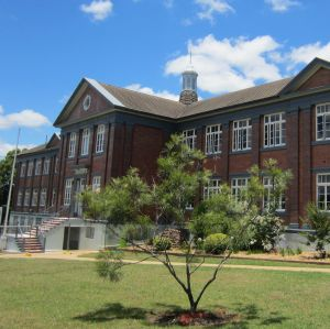 Toowoomba North State School, 2015, (EHP); Heritage Branch Staff