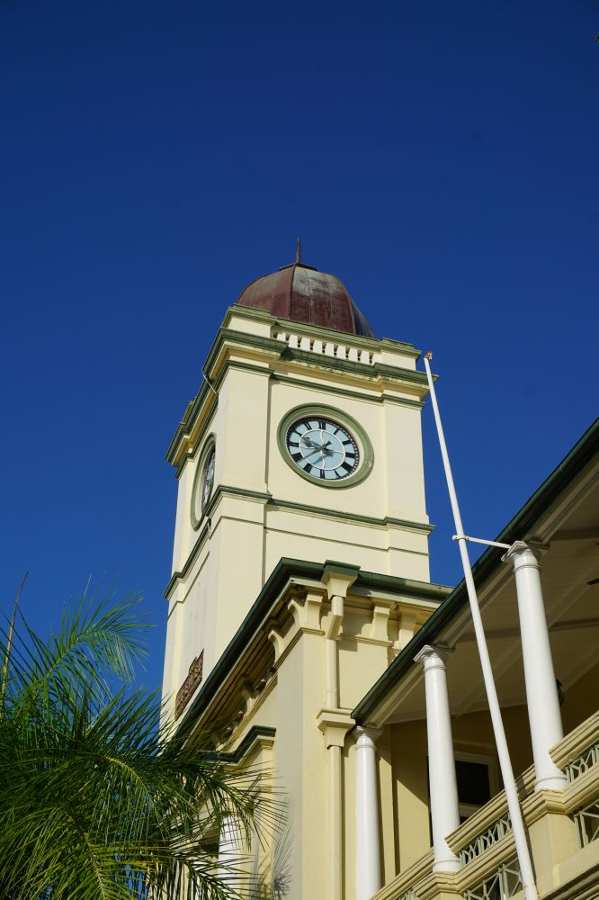 Townsville Post Office Former Environment Land And