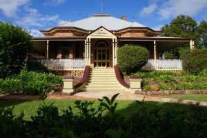 Gowrie House, 2017, (EHP); Heritage Branch Staff