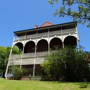 Lady Lamington - Brisbane General Hospital Precinct (EHP, 2016); Heritage Branch; EHP