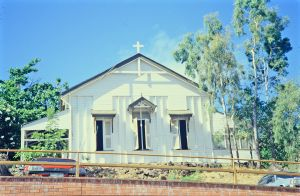 Synod Hall (1996); Heritage Branch
